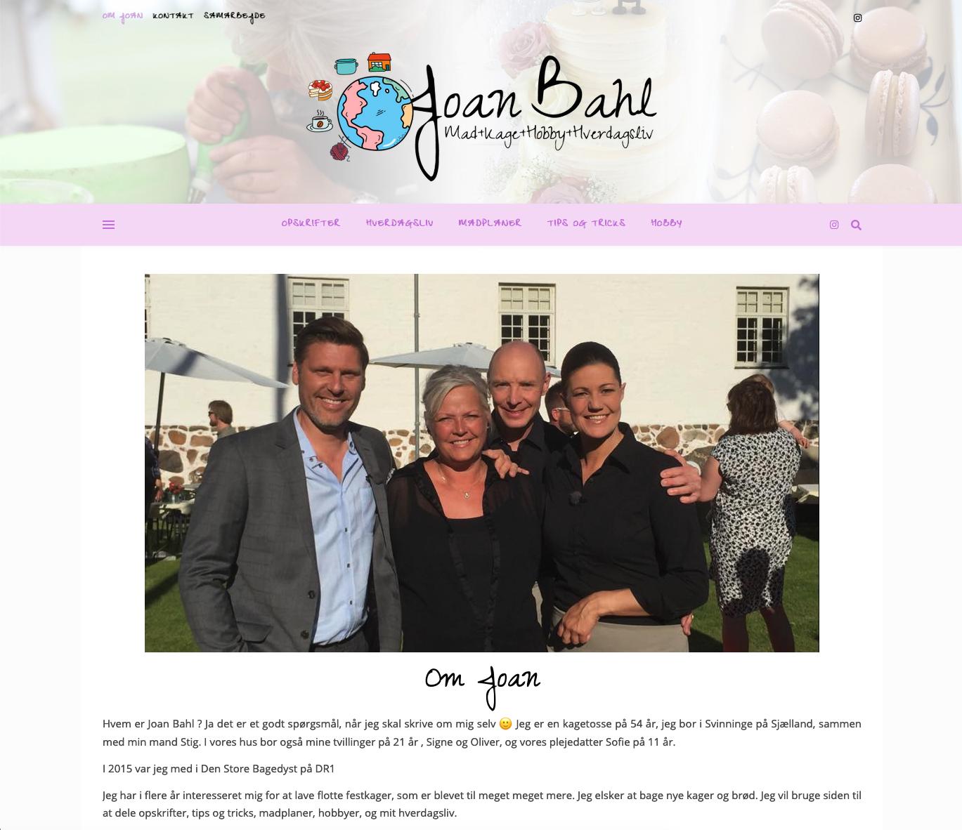 JoanBahl.dk